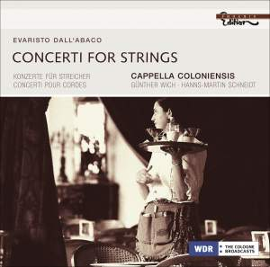Dall'Abaco - Concerti for Strings Product Image