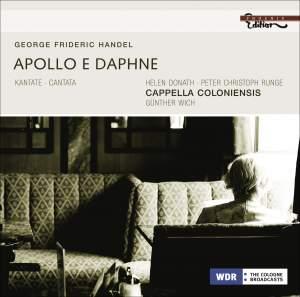 Handel - Apollo e Dafne Product Image