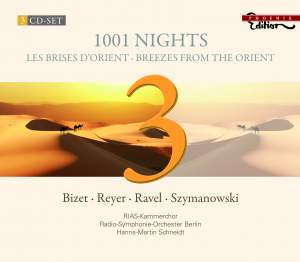 1001 Nights - Breezes from The Orient Product Image