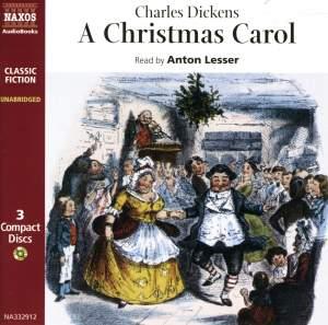Charles Dickens: A Christmas Carol (unabridged)
