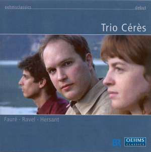 Fauré, Ravel & Hersant - Piano Trios Product Image