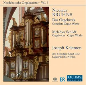 North German Organ Masters Volume 3 Product Image