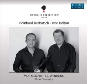 Mozart & Wendling - Flute Concertos