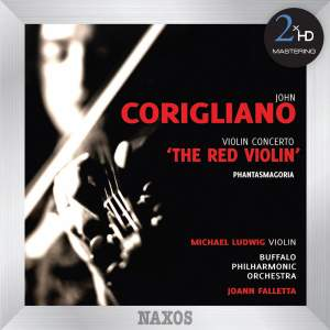 "Corigliano: Violin Concerto, ""The Red Violin"" - Phantasmagoria"