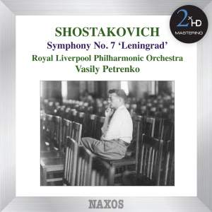 Shostakovich: Symphony No. 7 in C major, Op. 60 'Leningrad' - 2xHD