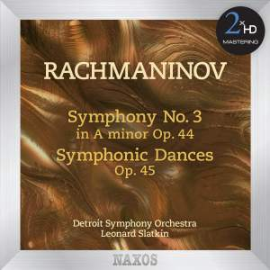 Rachmaninov: Symphony No. 3 - Symphonic Dances