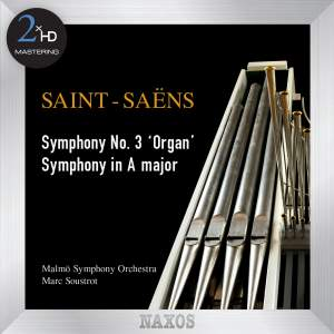 Saint-Saens: Symphony No. 3 - Symphony in A Major - Le rouet d'Omphale