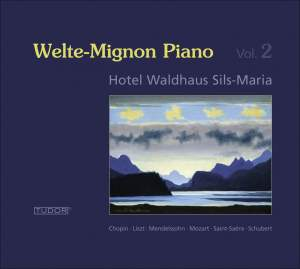 Welte-Mignon Piano Volume 2