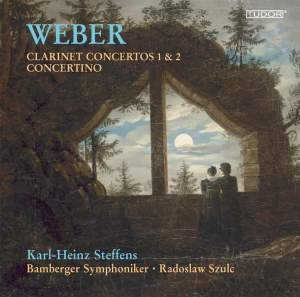 Weber: Clarinet Concertos 1 & 2 & Concertino
