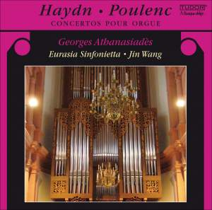 Haydn & Poulenc - Concertos for organ