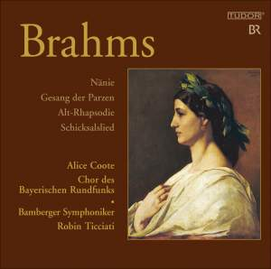 Brahms: Choral Works Product Image