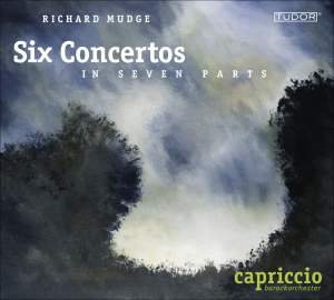 Mudge - Six Concertos in Seven Parts