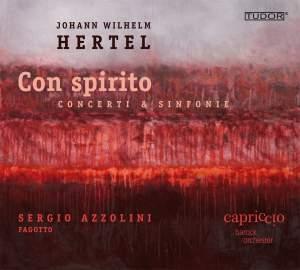 Hertel: Con Spirito! Product Image