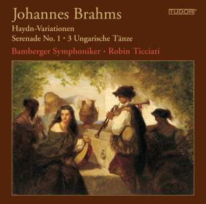 Brahms: Haydn Variations & Serenade No. 1