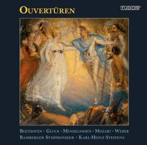 Overtures by Beethoven, Cherubini, Gluck, Mendelssohn, Mozart & Weber