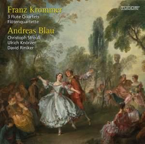 Krommer: 3 Flute Quartets