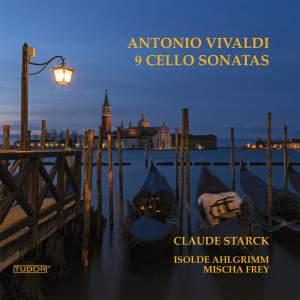 Vivaldi: 9 Sonatas for Cello and Continuo Product Image