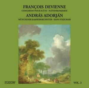 Devienne: Concertos pour flûte, Vol. 2