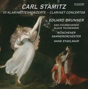 Stamitz: Clarinet Concertos (complete)