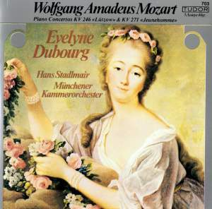 Mozart: Piano Concertos Nos. 8 & 9