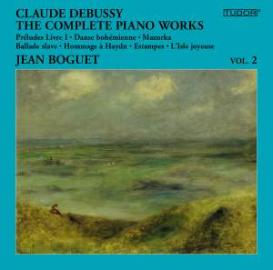 Debussy: The Complete Piano Works, Vol. 2