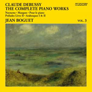 Debussy: The Complete Piano Works, Vol. 3