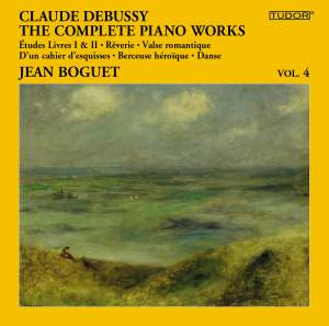 Debussy: The Complete Piano Works, Vol. 4