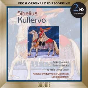 Sibelius: Kullervo - 2xHD