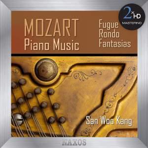 Mozart: Fugues, Rondos & Fantasias
