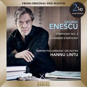 Enescu: Symphony No. 2 - Chamber Symphony in E Major, Op. 33 - 2xHD