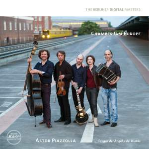 Piazzolla: Tangos del Ángel y del Diablo