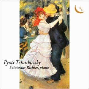 Pyotr Tchaikovsky. Piano Music