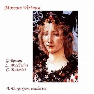 Moscow Virtuosi. Rossini/Boccherini/Bottesini