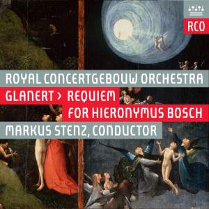 Glanert: Requiem for Hieronymus Bosch Product Image