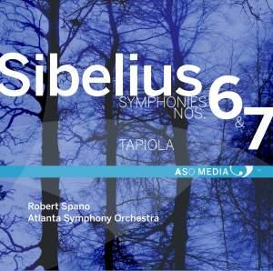 Sibelius: Symphony No. 6, Op. 104 & Symphony No. 7, Op. 105 Product Image