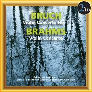 Bruch: Violin Concerto No. 1 - Brahms: Violin Concerto