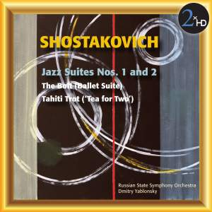 Shostakovich: Jazz Suites Nos. 1 and 2
