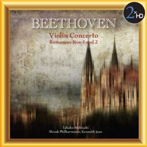 Beethoven: Violin Concerto - Romances Nos. 1 & 2 - 2xHD