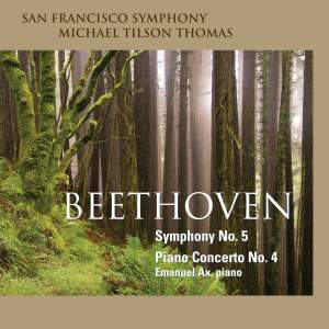 Beethoven: Symphony No. 5 and Piano Concerto No. 4