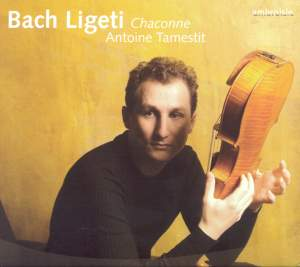 Bach & Ligeti: Works for Solo Viola