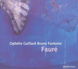 Fauré - Works for Cello & Piano