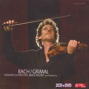 Bach - Violin Sonatas & Partitas