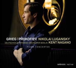 Grieg & Prokofiev: Piano Concertos