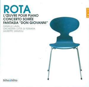 Rota, N: Fantasia 'Don Giovanni', etc.