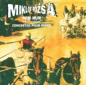 Rozsa: Piano Concerto, etc.