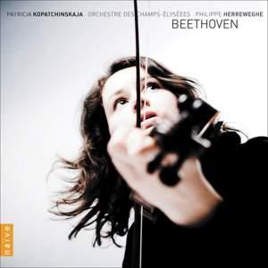 Beethoven - Violin Concerto, Romances & Fragment Concerto