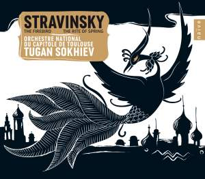 Stravinsky: Rite of Spring & The Firebird Product Image