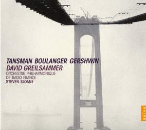 David Greilsammer plays Gershwin, Tansman & Boulanger Product Image