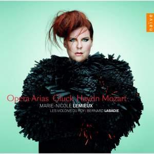 Opera Arias: Gluck, Haydn, Mozart