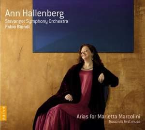 Arias for Marietta Marcolini
